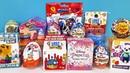СЮРПРИЗ MIX! Shopkins, БАРБИ, Lost Kitties, ДИСНЕЙ, Hello Kitty Unboxing Kinder Surprise