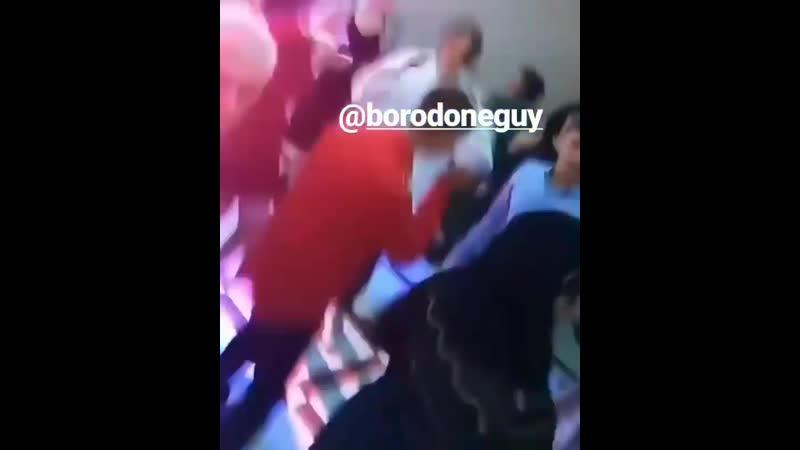 Ивангай танцует на свадьбе