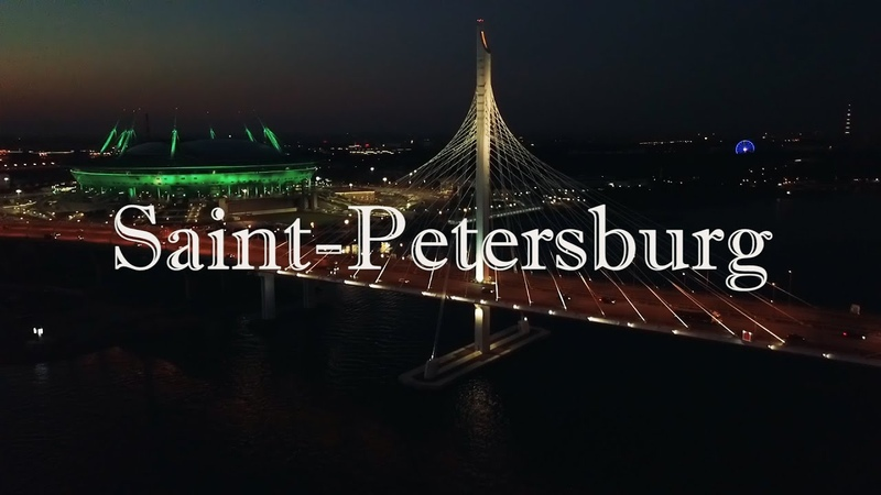 Аэросъёмка. Санкт-Петербург №2 / Aerial Footage. Saint-Petersburg №2
