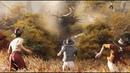 Невероятные монстры и враждебные племена острова Тир Фради в эпичном релизном трейлере новой ролевой игры GreedFall