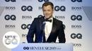 Taron Egerton: 'I never thought I'd play Elton John, never mind winning an award for it.'