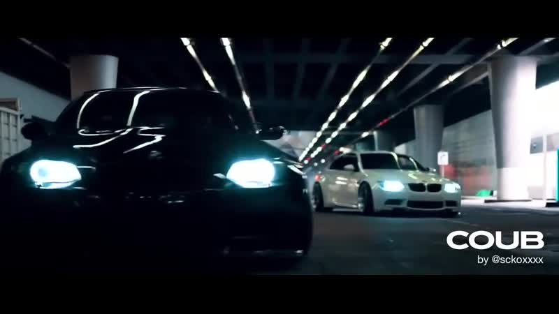 Liberty Walk BMW M3's Takeover Los Angeles