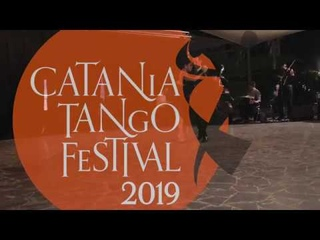 Facundo Piñero y Vanesa Villalba -  Reliquias Porteñas - Catania Tango Festival