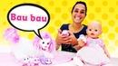 Video e giochi per bambini Barbie e i suoi cuccioli Le bambole Nenuco