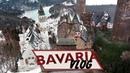 Замки Германии | Замок Нойшванштайн | Замок Эльц | Бавария Влог