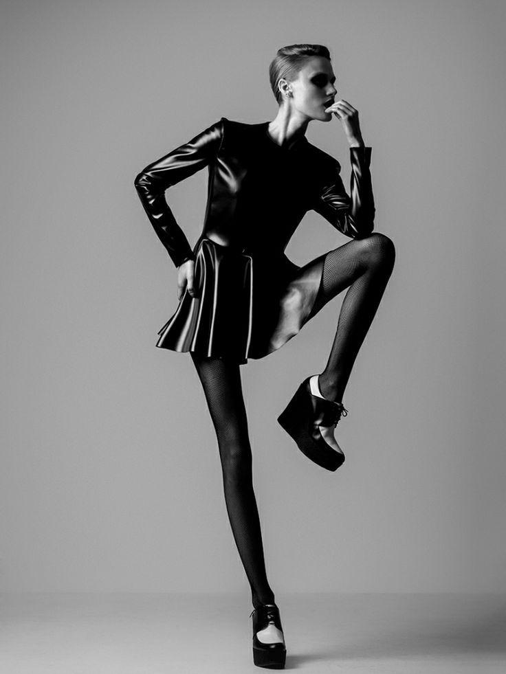 Fashion — posing