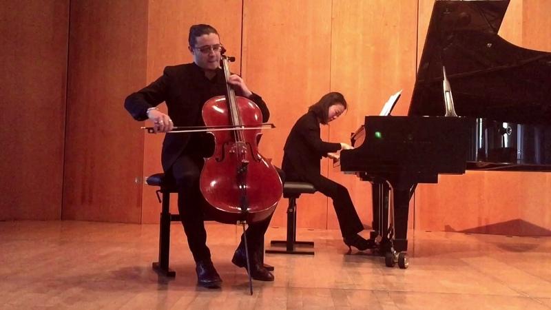 Beethoven: 7 Variations on 'Bei Männern welche Liebe fühlen' Santiago Cañón-Valencia