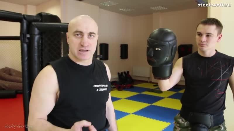 Ладонь вместо кулака советы инструктора спецназа 8