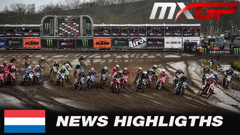 NEWS Highlights MXGP of The Netherlands 2020