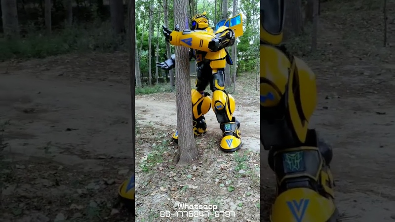 Transformers Costumes Bumblebee