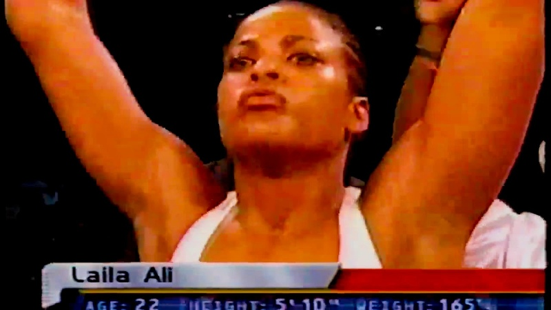 LAILA ALI VS KENDRA LENHART (WITH MY OWN COMMENTARY) READ DESCRIPTION