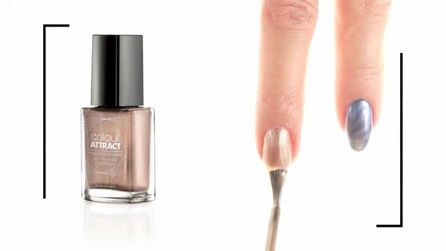 Посмотрите это видео на Rutube: «AVON nailwear tutorial Magnetic manicure»