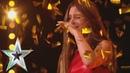 14 year old singer Iveta gets Michelle's Golden Buzzer Ireland's Got Talent 2019
