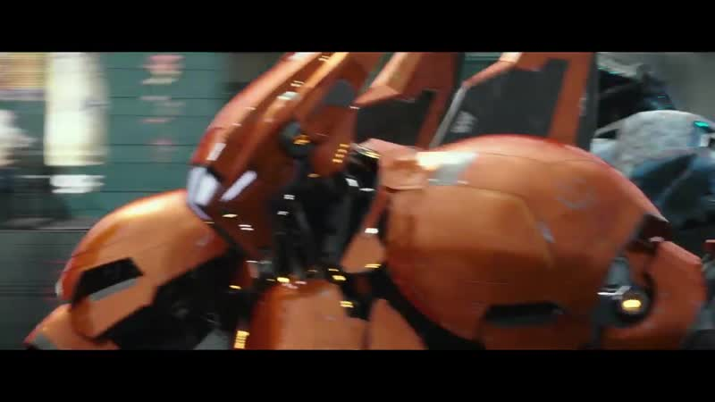 Звездный Капитан Мега-Кайдзю, Райдзин, Шрайкторн и Хакудзя из фильма Тихоокеанский Рубеж 2 (биоло