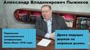 Новое открытие Александра Пыжикова о котором нет статьи в Википедии