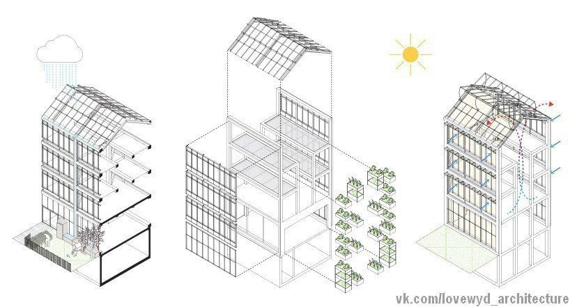 ilimelgo's vertical farm introduces urban agriculture in grand paris