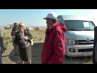 Стоунхендж в Хакасии - Салбыкский курган. Древнейший памятник археологии. Культу