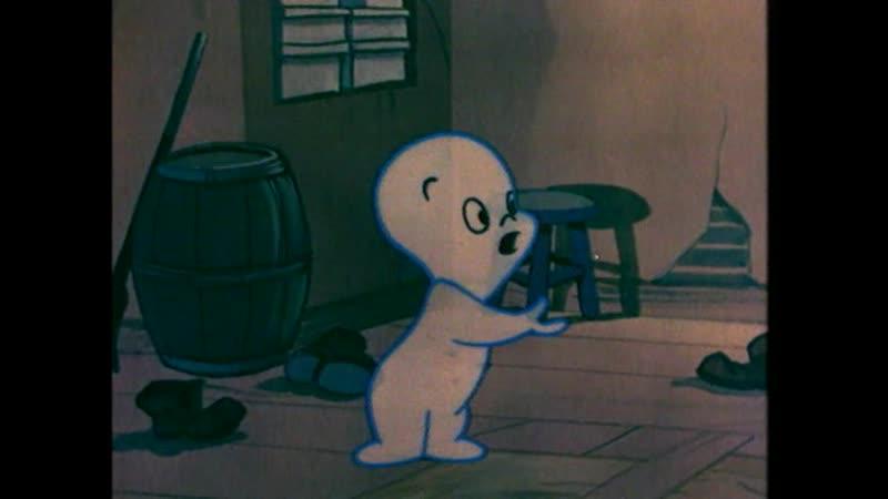 Каспер и его друзья 6 сезон ep77 3 Casper the Friendly Ghost Wendys Wish