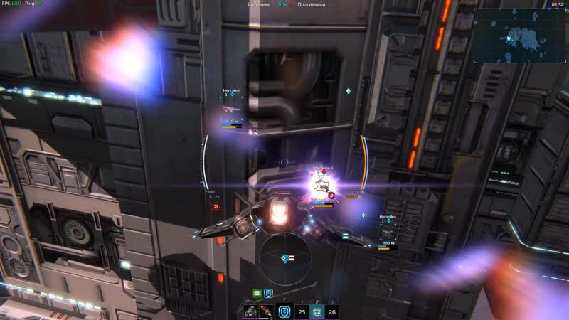 SC: Разрядная установка Факел Mk II