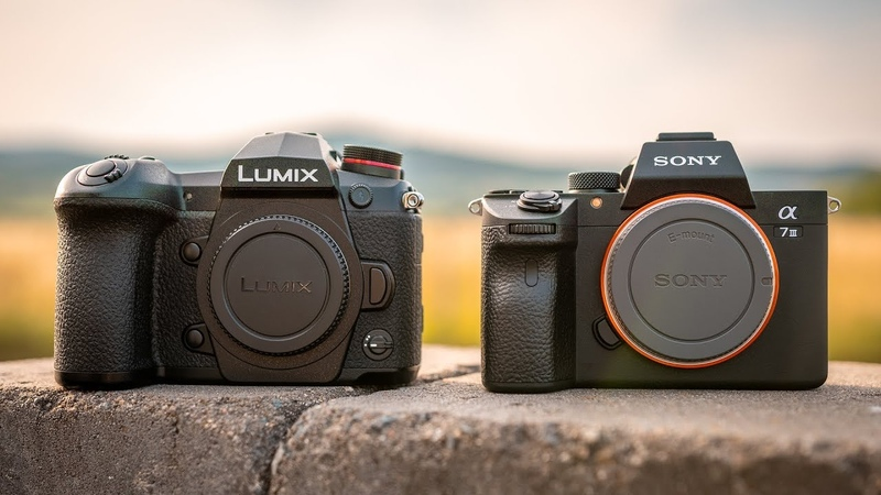 Sony A7III vs Panasonic G9 - Full Frame or M43