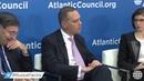 Владимир Милов на конференции Атлантического Совета