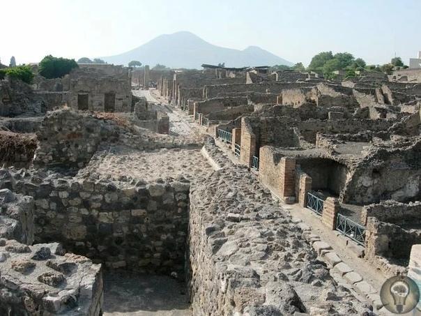 Многоэтажные Помпеи