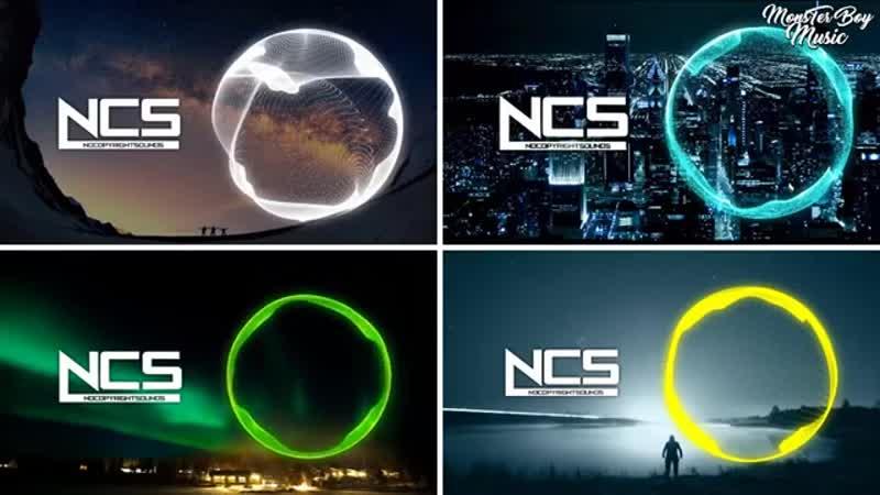 4 The Most Popular of NCS NoCopyrightSounds Cartoon Disfigure Electro Li