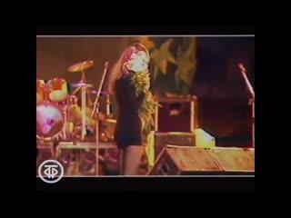 Пермь 1991 год.  Кама зовет на помощь - благотворительный концерт-акция