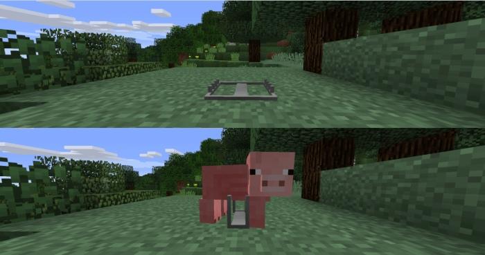 Мод на ловушки TrapCraft [1.14.4] [1.13.2] [1.12.2] [1.11.2]