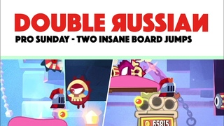 King of Thieves - Base 38 Double Feature - Russian Board Jumps