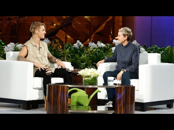 Justin Bieber the Gardener