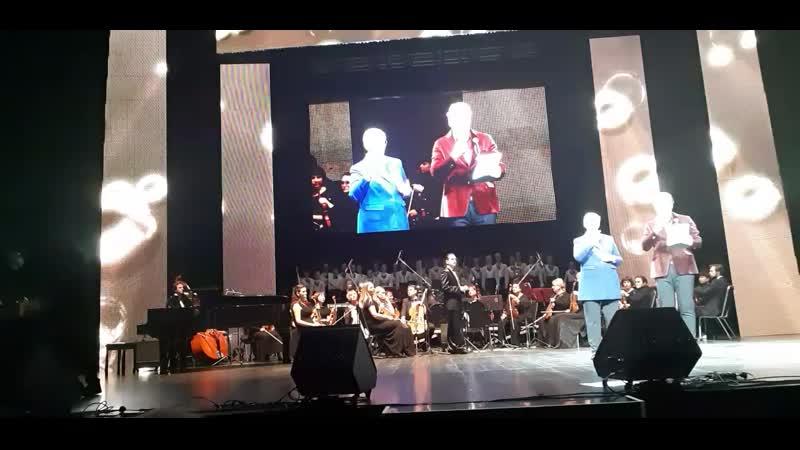 Всемирно паромузыкальный фестиваль Москва -Барвиха 2019 г.