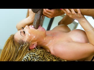Kianna Dior - Stud, Then Director Soak - Oral Sex MILF Deepthroat Gagging Swallow Saliva Big Tits Ass Asian BBC Cum, Porn, Порно