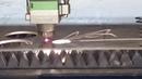 Fiber 6KW for cutting 6mm aluminum Leapion laser machine