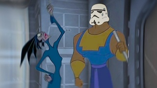 Pull the lever Kronk but it's Star Wars