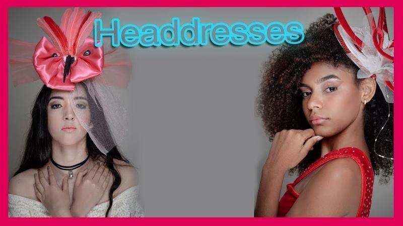 Belankazar models HAT, HEADDRESSES and more in this thematic photoshoot Octavio Vasquez Tribute