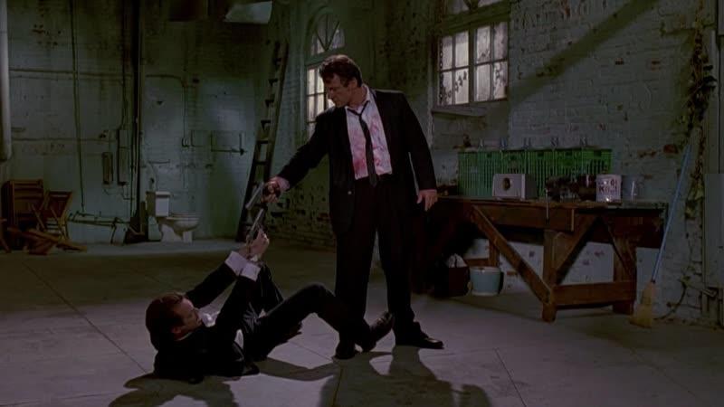 Бешеные псы Reservoir Dogs 1991 Квентин Тарантино
