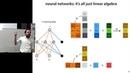 7 Deep Learning: tensor backpropagation, convolutional layers (MLVU2020)