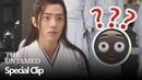 The Untamed Special Clip Kipas Tangan WeTV 【INDO SUB】