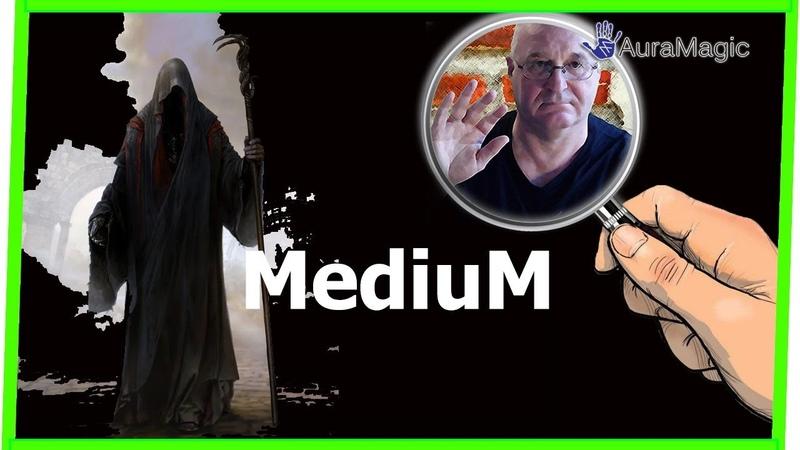 Ладонь Медиума Privat video Консультация от Владимира Красаускас