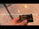 Карта Priority Pass для прохода в бизнес залы аэропортов приорити пасс