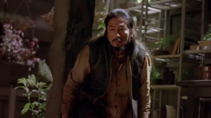 Остаться в Живых 6 сезон Драка Саида с Японцем в Храме
