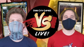 VS Live! Titans of Modern (Match 1) | Magic: The Gathering Gameplay