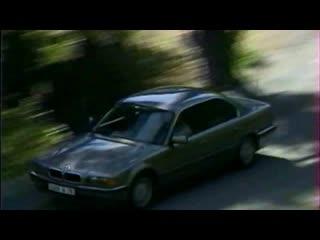 BMW 740i (E38)  -  (Test - Essai - 1994)