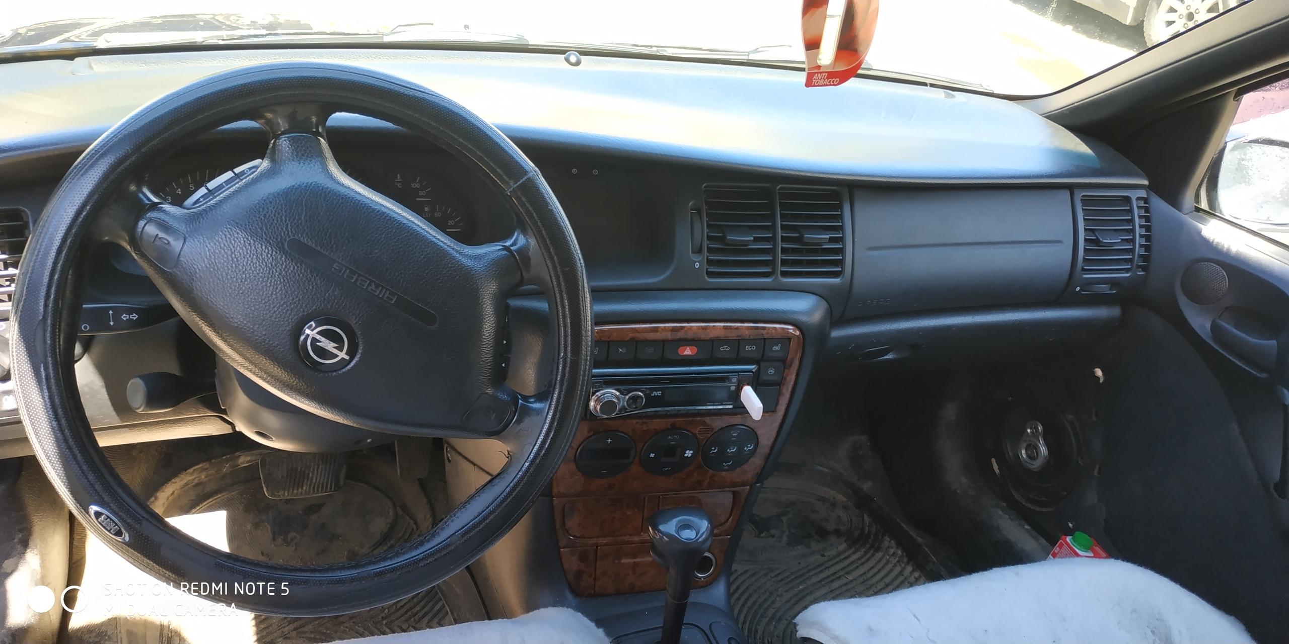 ОБМЕН НА ВАЗ. Очень редкий Opel, мотор V6 | Объявления Орска и Новотроицка №4714