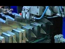 Moderna Linha de Produção de Facas, canivetes e outros processos automáticos e máquinas incríveis