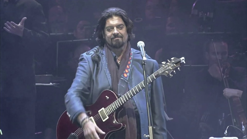 The Alan Parsons Symphonic Project Sirius Eye In The Sky Live in Colombia 2013