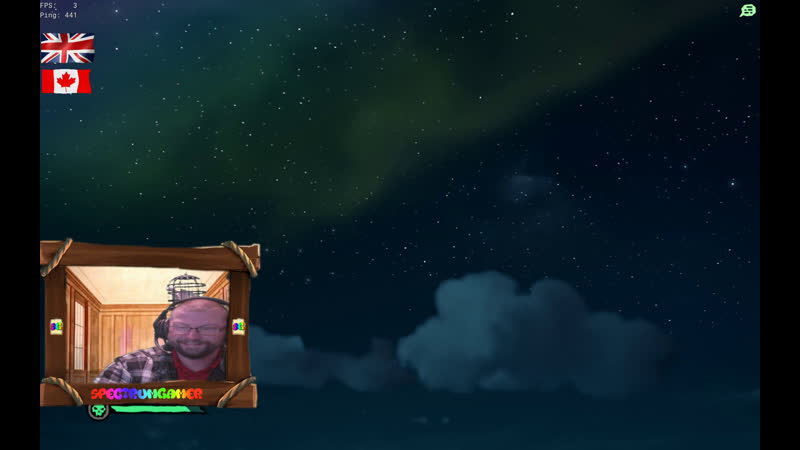 Queued up for the Captain Kro and the Copper Keg Server Takeover!!