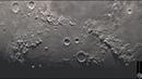 Moon Terminator through Telescope