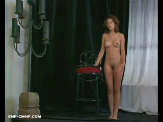 CMNF-отрывок с голой моделью из канадского фильма